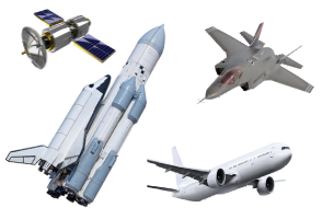 Anurakti Universes Domains Aviation - Aerospace - Defence
